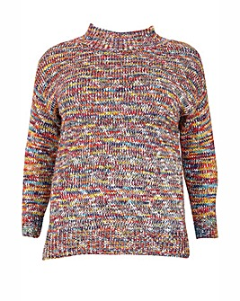 Samya Multi Coloured Pullover