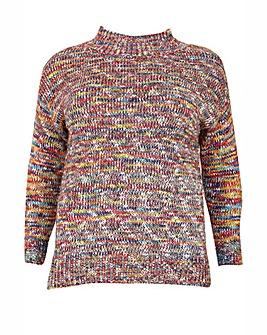 Samya Multi Coloured Pullover