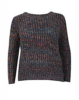 Samya Knitted Pullover