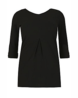Feverfish Scuba Pleated Tunic