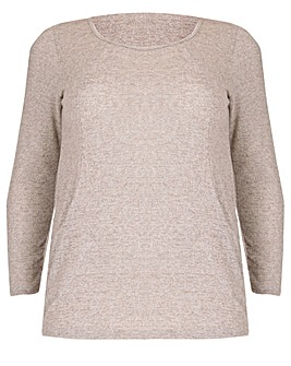 Samya Roll Neck Top