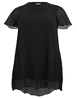Lovedrobe GB Pleated Tunic