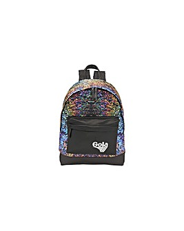 Gola Walker Petrol Rucksack Bag