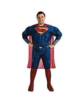 Adult Deluxe Superman Man of Steel XXL