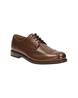 Clarks Coling Limit Shoes H fitting