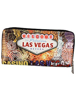 New Rebels Vegas Firework Wallet Purse