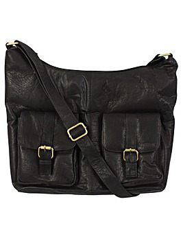 Justified Genuine Leather Handbag
