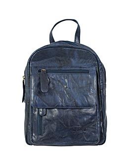 Justified Genuine Leather Backpack