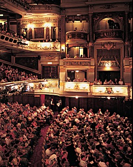 Drury Lane Theatre Tour and Meal for Two