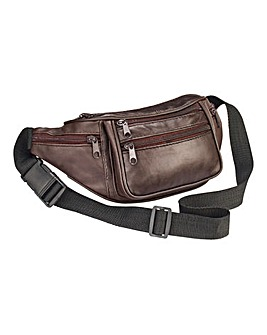 Williams & Brown PU Bumbag