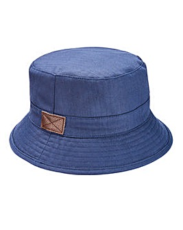 Label J Reversible Bucket Hat
