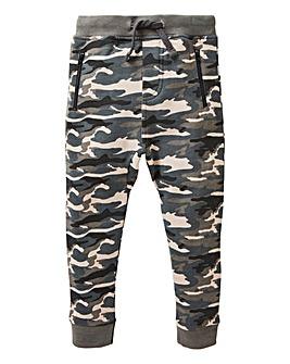 KD Boys Camouflage Jog Pants
