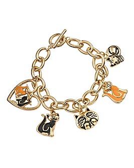 Happy Cats Bracelet
