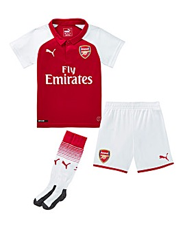Puma Arsenal Home Mini Kit
