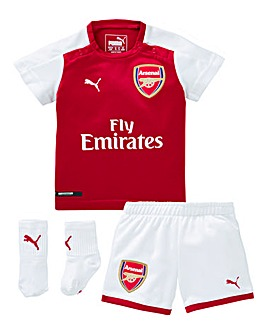 Puma Arsenal Home Baby Kit