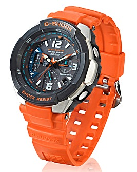 G Shock Radio-Controlled Solar Watch