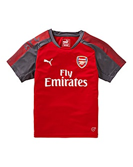 Puma Arsenal Kids Training Jersey