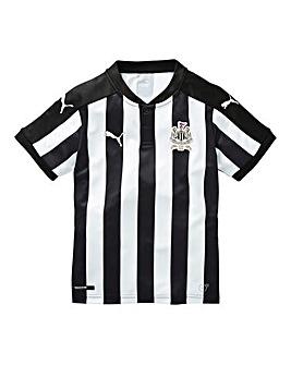 Puma Newcastle Kids Home Replica Shirt
