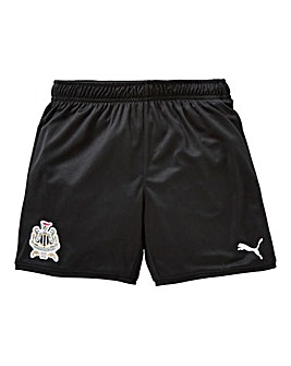 Puma Newcastle Kids Home Replica Shorts