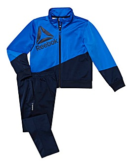 Reebok Boys Essentials Tricot Tracksuit