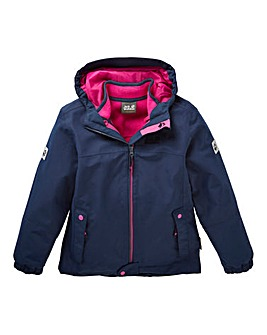Jack Wolfskin Girls 3 In 1 Jacket