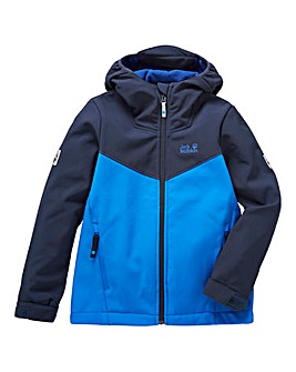 Jack Wolfskin Boys Windmill Road Jacket