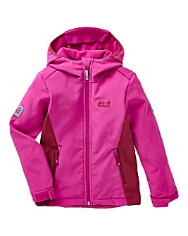 Jack Wolfskin Girls Windmill Road Jacket