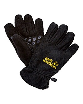 Jack Wolfskin Boys Fleece Gloves