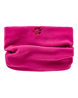 Jack Wolfskin Girls Tube Scarf