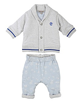Timberland Baby Reversible Tracksuit Set