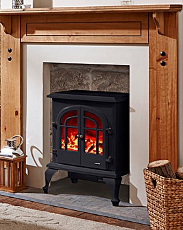 Warmlite 2000W Log Effect Stove