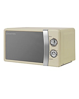 Russell Hobbs 17L Cream Microwave