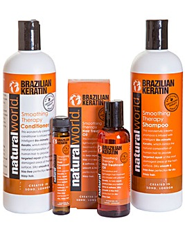 Brazilian Hair Care Pack