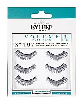 Eylure Volume Lash 107 Multipack