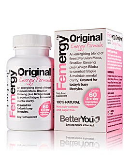 Better You Femergy 60 Capsules