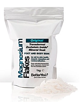 Better You Magnesium Flakes 1kg Bag