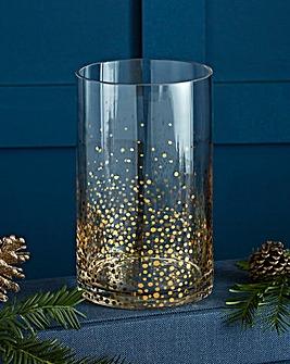 Grandeur Clear Glass Vase