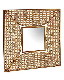 Agadir Fretwork Mirror