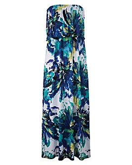 Together Summer Splash Maxi Dress