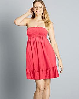 Simply Yours Bandeau Beach Dress