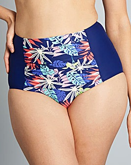 Simply Yours High Waisted Bikini Brief