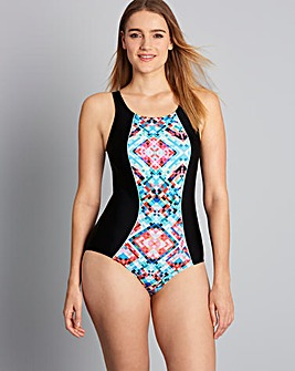 Beach To Beach Sport Swimsuit