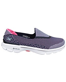 Skechers Go Walk 3 Go Knit