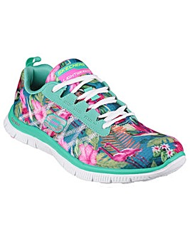 Skechers Flex Appeal Floral Bloom