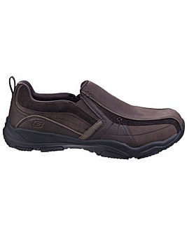 Skechers Larson Berto - Mens Slip-On