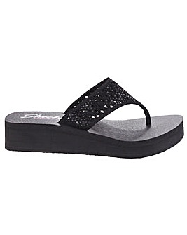 Skechers Vinyasa Flow Ladies Flip Flop