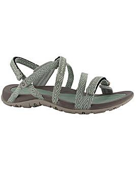 Hi-Tec Santorini Strap Womens Sandal