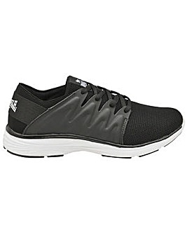 Lonsdale Peru lace up trainers
