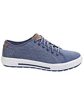 Skechers Porter Meteno Mens Lace Up Shoe