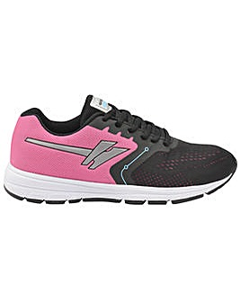 Gola Ursa ladies lace up sports trainers